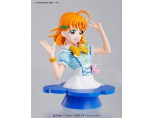 Bandai Model Kit Figura Rise Takami Chika Busto Model Kit