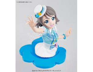 Bandai Model Kit Figura Rise Watanabe You Busto Model Kit