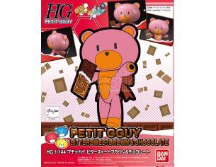 BANDAI MODEL KIT HG PETITGGUY BITTERS/CHOCO 1/144 MODEL KIT