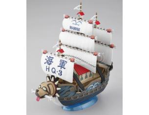 BANDAI MODEL KIT ONE PIECE GRAND SHIP COLL GARP SHIP MODEL KIT