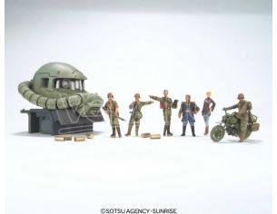 Gundam Hard GRAPH Ramba Ral Commando Model Kit 1:35 Bandai