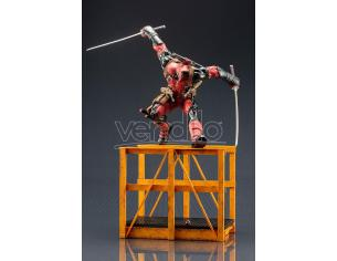 KOTOBUKIYA MARVEL NOW SUPER DEADPOOL STATUE STATUA