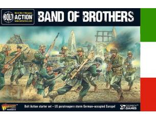 WARLORD GAMES BOLT ACTION STARTER SET ITALIANO WARGAME