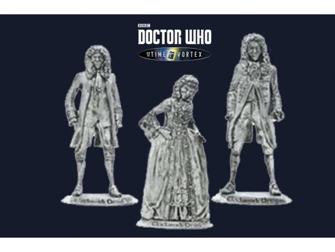 WARLORD GAMES DOCTOR WHO CLOCKWORK DROIDS GIOCO DA TAVOLO