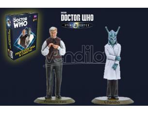 WARLORD GAMES DOCTOR WHO PROFESSOR YANA AND CHANTHO GIOCO DA TAVOLO