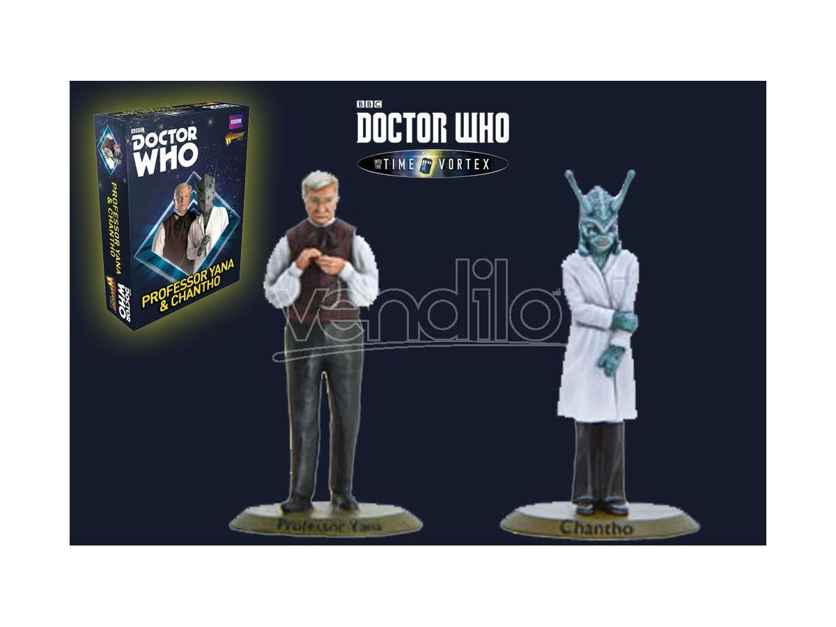 Warlord Games Doctor Who Professor Yana E Chantho Gioco Da Tavolo