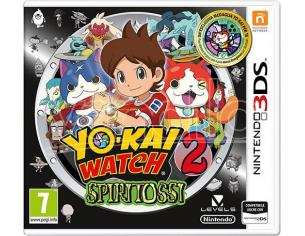 YO-KAI WATCH 2: SPIRITOSSI DAY ONE ED. GIOCO DI RUOLO (RPG) - NINTENDO 3DS