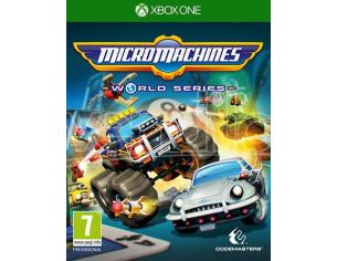 MICRO MACHINES WORLD SERIES GUIDA/RACING - XBOX ONE