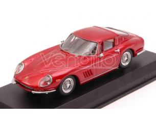 Best Model BT9663 FERRARI 275 GTB/4 1966 RED METALLIC 1:43 Modellino
