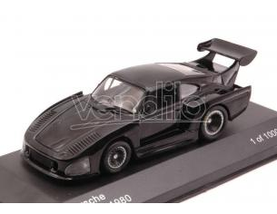 White Box WB237 PORSCHE 935 K3 1980 BLACK 1:43 Modellino