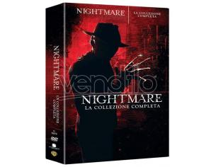 NIGHTMARE - LA COLLEZIONE COMPLETA (1-7) HORROR DVD