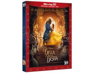 LA BELLA E BESTIA 3D ANIMAZIONE - BLU-RAY
