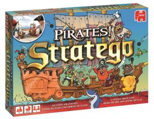 STRATEGO PIRATES! GIOCHI DA TAVOLO - TAVOLO/SOCIETA'