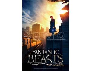 PUZZLE FANTASTIC BEAST - NEW YORK