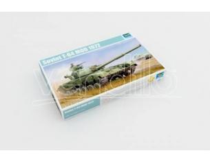 TRUMPETER 01578 SOVIET T-64 MOD 1972 Modellino