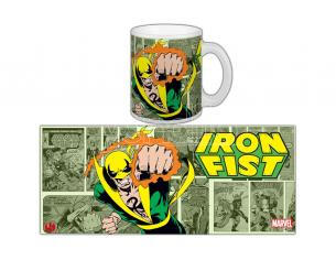 SEMIC MARVEL RETRO S.2 IRON FIST MUG TAZZA