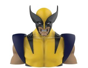 SEMIC WOLVERINE DELUXE BUST BANK SALVADANAIO