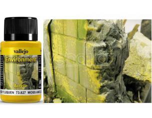 Vallejo Weathering Moss E Lichen 40ml 73827 Colori