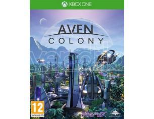 AVEN COLONY SIMULAZIONE - XBOX ONE