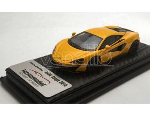 Tecnomodel TMD43EX02E MCLAREN 570S VOLCANO YELLOW 2015 1:43 Modellino