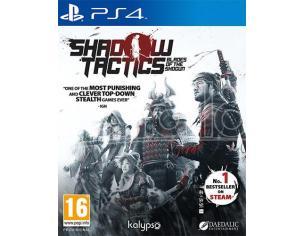 SHADOW TACTICS: BLADES OF THE SHOGUN STRATEGICO - PLAYSTATION 4