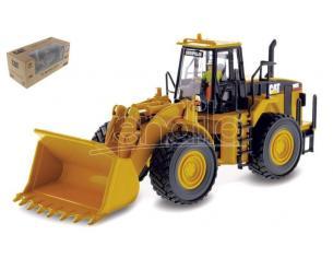 Diecast Master DM85027 CAT 980G WHEEL LOADER 1:50 Modellino