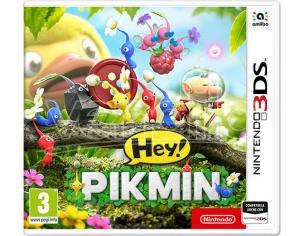 HEY! PIKMIN PLATFORM - NINTENDO 3DS