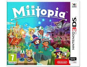 MIITOPIA GIOCO DI RUOLO (RPG) - NINTENDO 3DS
