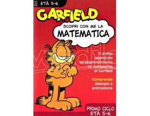 GARFIELD - MATEMATICA 5 6 ANNI EDUCATIVO GIOCHI PC