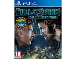 BULLETSTORM FULL CLIP EDITION SPARATUTTO - PLAYSTATION 4