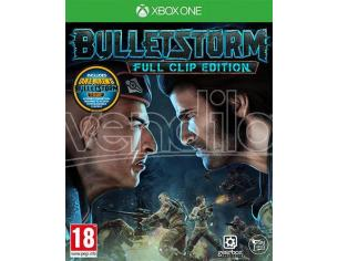 BULLETSTORM FULL CLIP EDITION SPARATUTTO - XBOX ONE