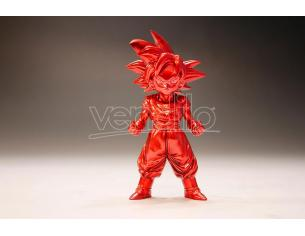 BANDAI ABSOLUTE CHOGOKIN DZ-09 GOD SON GOKU MINI FIGURA