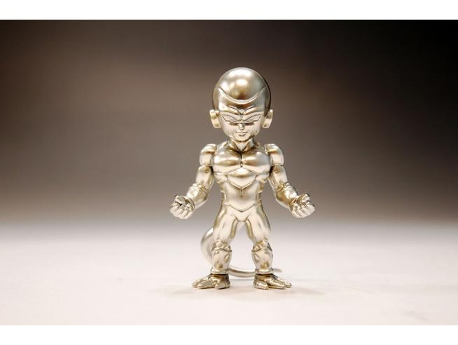 BANDAI ABSOLUTE CHOGOKIN DZ-10 GOLDEN FRIEZA MINI FIGURA