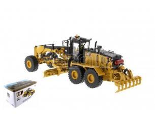 Diecast Master DM85507 CAT 16M3 MOTOR GRADER 1:50 Modellino