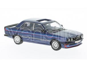 Neo Scale Models NEO49540 BMW M535i DARK 1978 BLUE/WHITE 1:43 Modellino