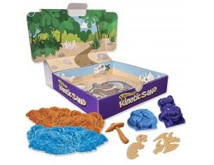 Kinetic Sand 6025224 - Playset Scavo Archeologico