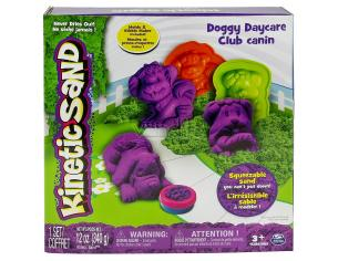 Kinetic Sand 6025227 - Playset Cuccioli