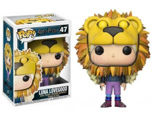 Funko Harry Potter POP Movies Luna Lovegood con Testa di Leone 9 cm