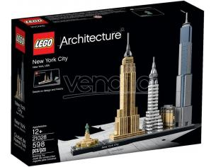 LEGO 21028 - NEW YORK CITY