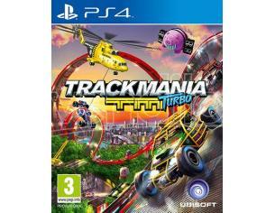 TRACKMANIA TURBO GUIDA/RACING - PLAYSTATION 4