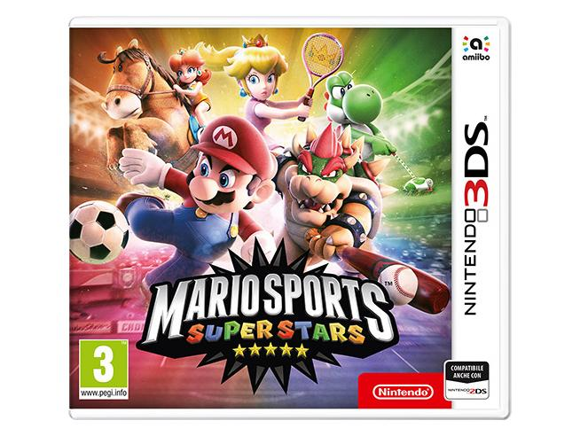 MARIO SPORTS SUPERSTAR SPORTIVO - NINTENDO 3DS