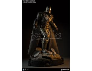 SIDESHOW TOYS BATMAN V SUPERMAN ARMOR BATMAN PREM FORM STATUA