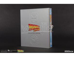 BACK TO THE FUTURE SCULPTED POSTER&ULT VISUAL COLL ED VARIE INSIGHT COLLECTIBLES