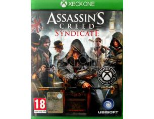 ASSASSIN'S CREED SYNDICATE GREATEST HITS AVVENTURA - XBOX ONE