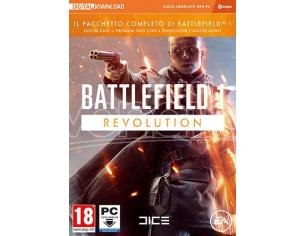 BATTLEFIELD 1 REVOLUTION SPARATUTTO - GIOCHI PC