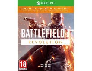 BATTLEFIELD 1 REVOLUTION SPARATUTTO - XBOX ONE
