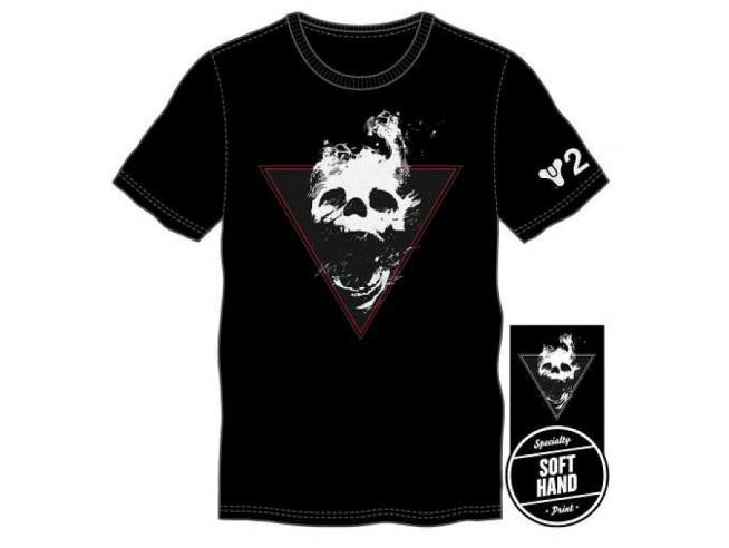 T-SHIRT DESTINY 2 DARKNESS ZONE XL