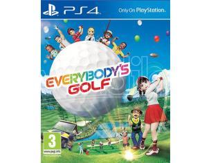 EVERYBODY'S GOLF 7 SPORTIVO - PLAYSTATION 4