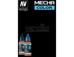 VALLEJO MECHA COLOR BLACK 70642 COLORI