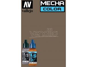 VALLEJO MECHA COLOR BROWN 69034 COLORI